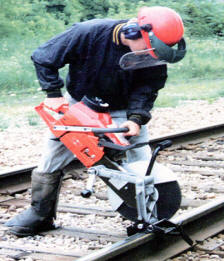 Kasco Rail Saw Blades